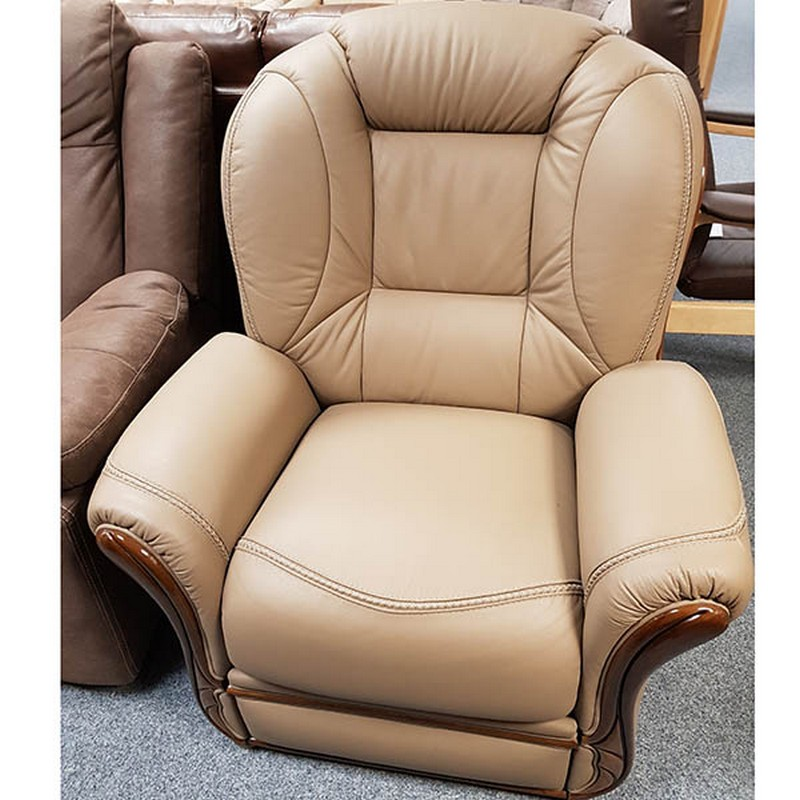 Charlotte Manual Recliner Chair