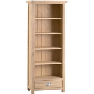 Limed Regency Medium Bookcase