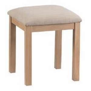 Limed Regency Stool